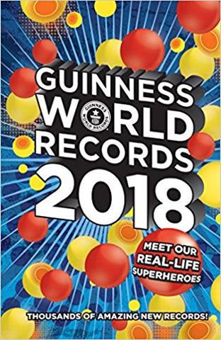 Guiness Book of World Records Amazon