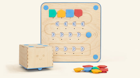 Cubetto coding toy from Primo Toys