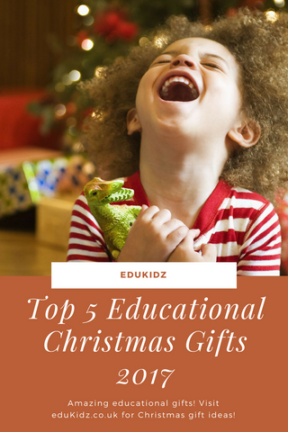 Top 5 Educational Christmas Toys