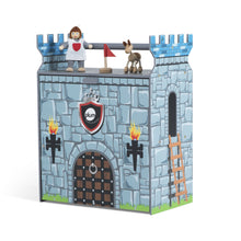 Fortress Wooden Play Set - edu Kidz