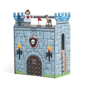 Fortress Wooden Play Set