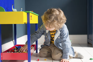 Build-It Construction Table - edu Kidz