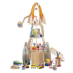 Super Space Rocket - edu Kidz