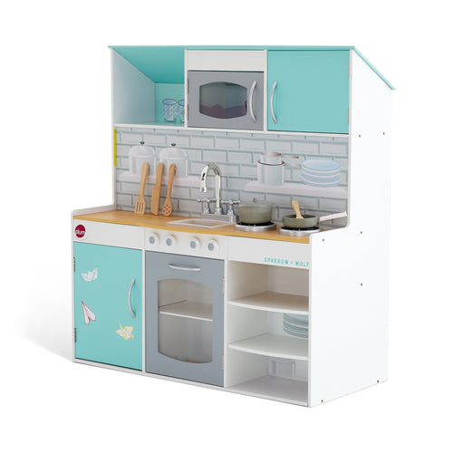Peppermint Townhouse 2-in-1 - edu Kidz