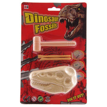 Excavation Dig it Out Kit - Dinosaur Skull Fossil - edu Kidz