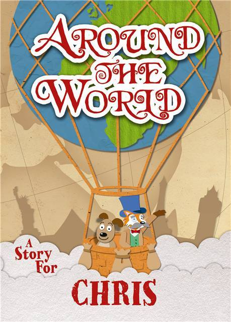 Around the World Story - edu Kidz