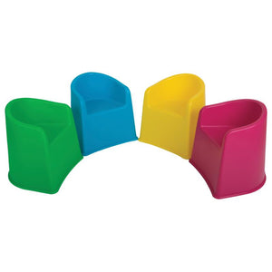 Tub Chairs - x4 - edu Kidz