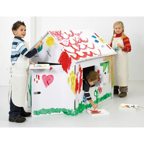 Paint-your-own Playhouse - edu Kidz