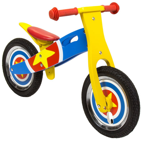 Decorated Balance Bike - edu Kidz