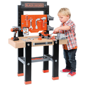 Smoby Black and Decker Workbench - edu Kidz