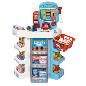 Electronic Supermarket Checkout Till - edu Kidz