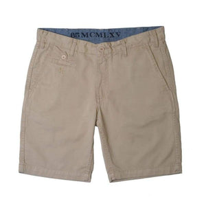 Men - Apparel - Shorts - Chino Men's Khaki Chino Short Fashion Madness