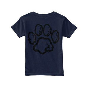 Kids - Boys - Apparel Puppy Paw T- Shirt Fashion Madness