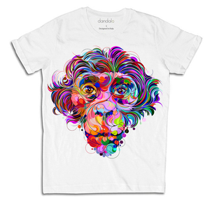 "Women - Apparel - Shirts - T-Shirts T-Shirt ""Monkey Peace"" fashion clothing accessories shoes jewelry"