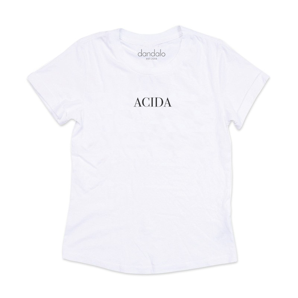 "Women - Apparel - Shirts - T-Shirts Women's T-shirt ""Acida"" fashion clothing accessories shoes jewelry"