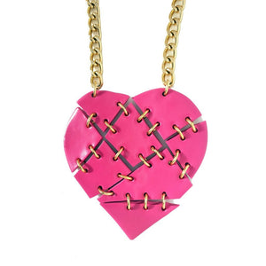 Women - Jewelry - Necklaces Shattered Heart Necklace Fashion Madness