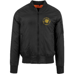 "Men - Apparel - Outerwear - Jackets 2XL 54"" The Lion Head Bomber jacket fashion clothing accessories shoes jewelry"