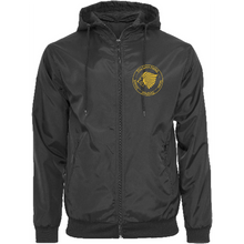 "Men - Apparel - Outerwear - Jackets Black / 2XL 50"" The Lion Head Wind runner fashion clothing accessories shoes jewelry"