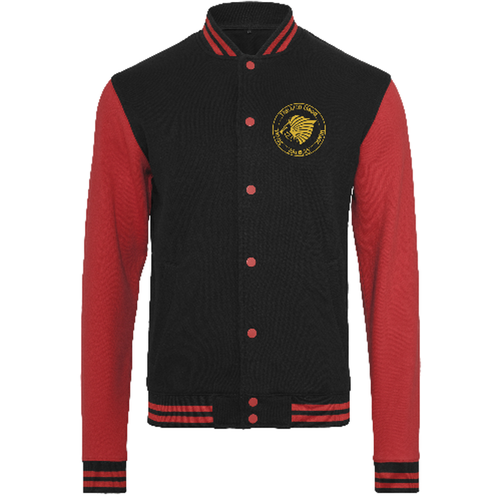 Men - Apparel - Outerwear - Jackets Black/Red / 2XL 52