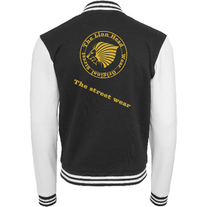 Men - Apparel - Outerwear - Jackets The Lion Head Sweat college jacket fashion clothing accessories shoes jewelry