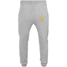 "Men - Apparel - Pants - Skinny Heather Grey / 2XL 34"" The Lion Head Heavy deep crotch sweatpants fashion clothing accessories shoes jewelry"
