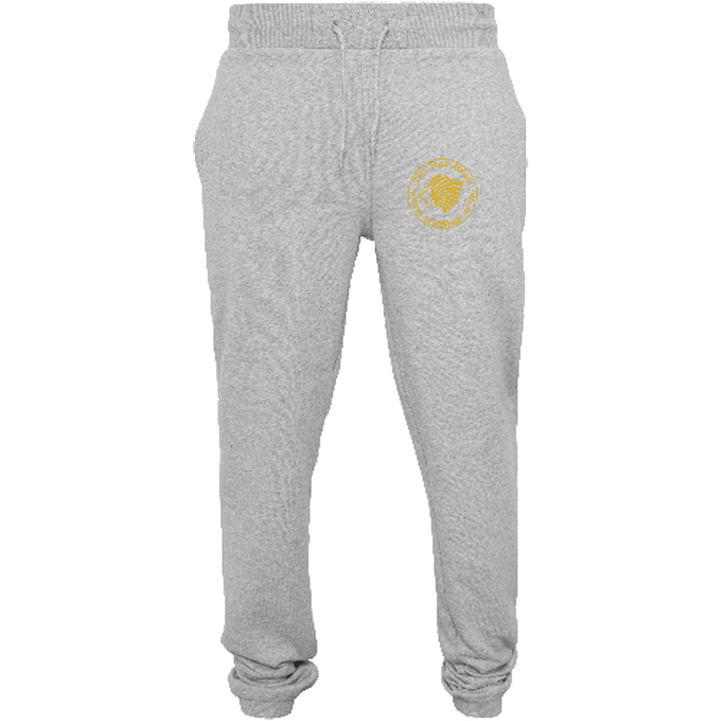 "Men - Apparel - Pants - Skinny Heather Grey / 2XL 34"" The Lion Head Heavy sweatpants fashion clothing accessories shoes jewelry"