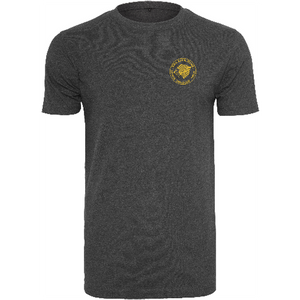 "Men - Apparel - Shirts - T-Shirts Charcoal / 2XL 46"" The Lion Head T-shirt round-neck fashion clothing accessories shoes jewelry"