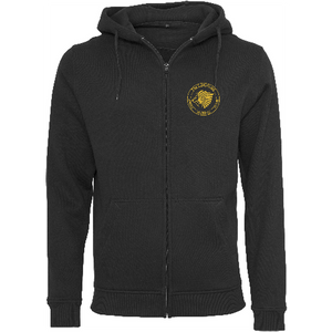 Men - Apparel - Sweaters - Pull Over The Lion head Heavy zip hoody fashion clothing accessories shoes jewelry