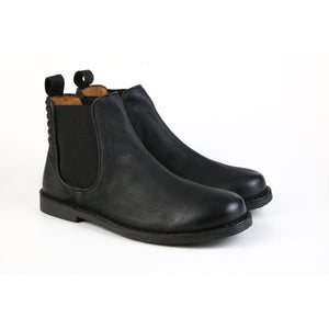 Men - Shoes - Boots 8 The Gamble | Black Fashion Madness