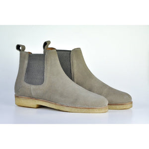 Men - Shoes - Boots 8 The Maddox 2 | Khaki Brown Suede Fashion Madness