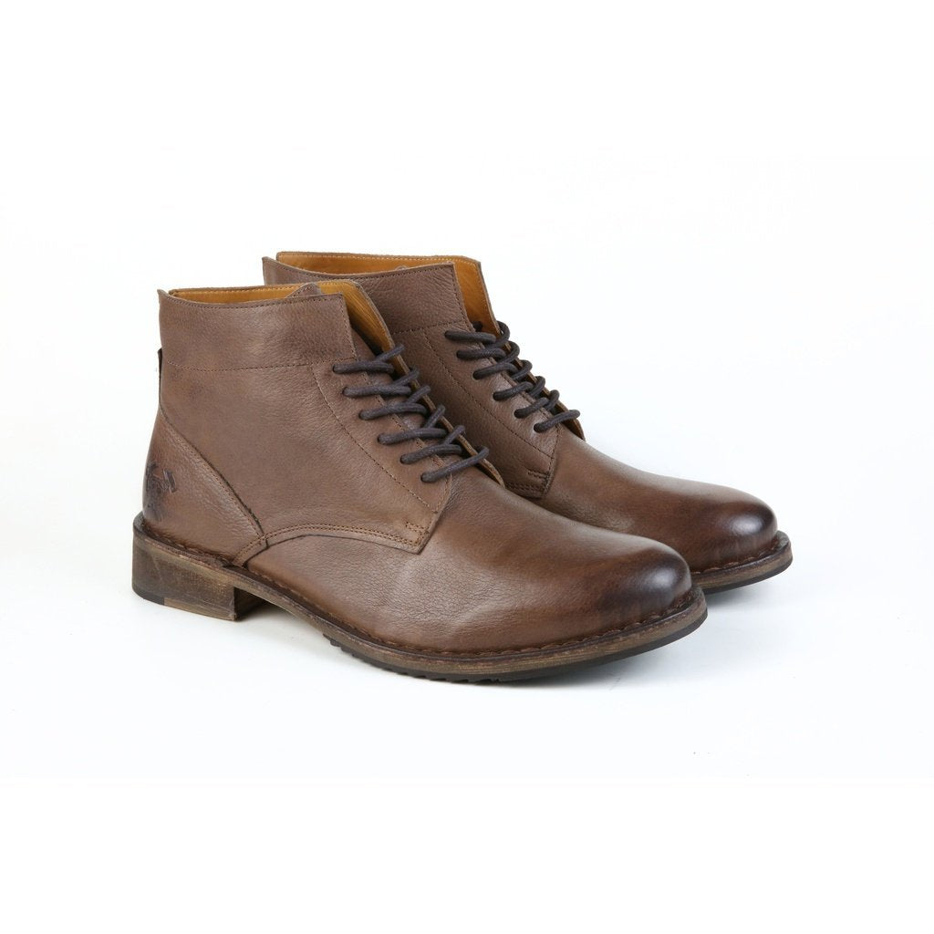 Men - Shoes - Boots 8 The Sawyer | Brown Fashion Madness