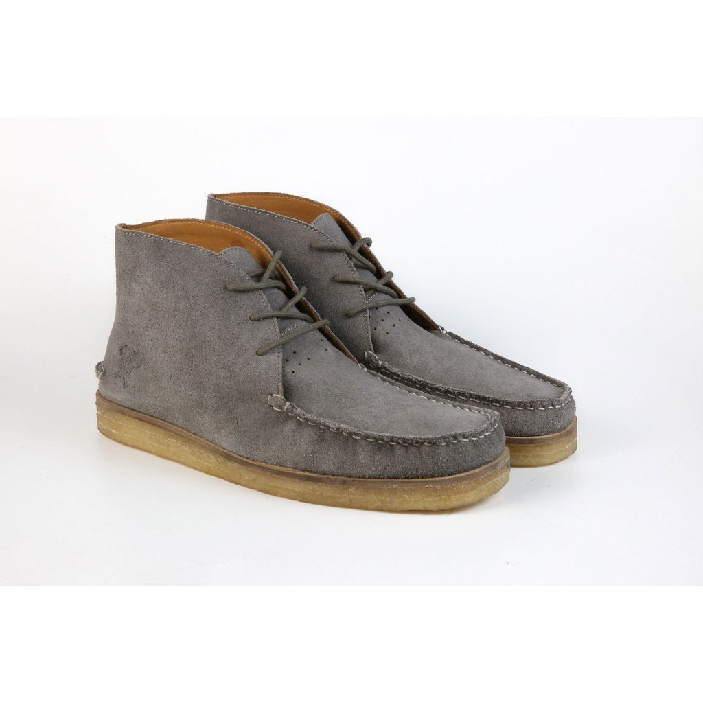Men - Shoes - Boots 8 The Wallace | Grey Fashion Madness