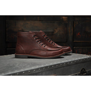 Men - Shoes - Boots The Cooper | Oxblood Leather Fashion Madness