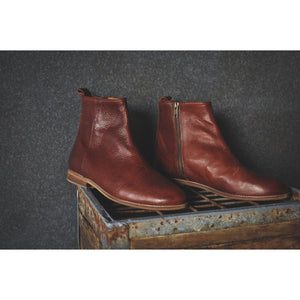 Men - Shoes - Boots The Gunnar | Cognac Fashion Madness