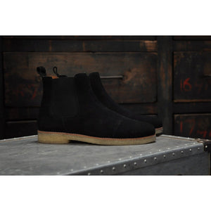 Men - Shoes - Boots The Maddox 2 | Black Suede Fashion Madness