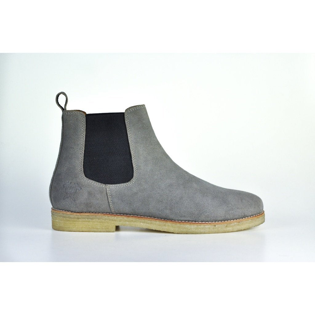 Men - Shoes - Boots The Maddox 2 | Grey Suede Fashion Madness