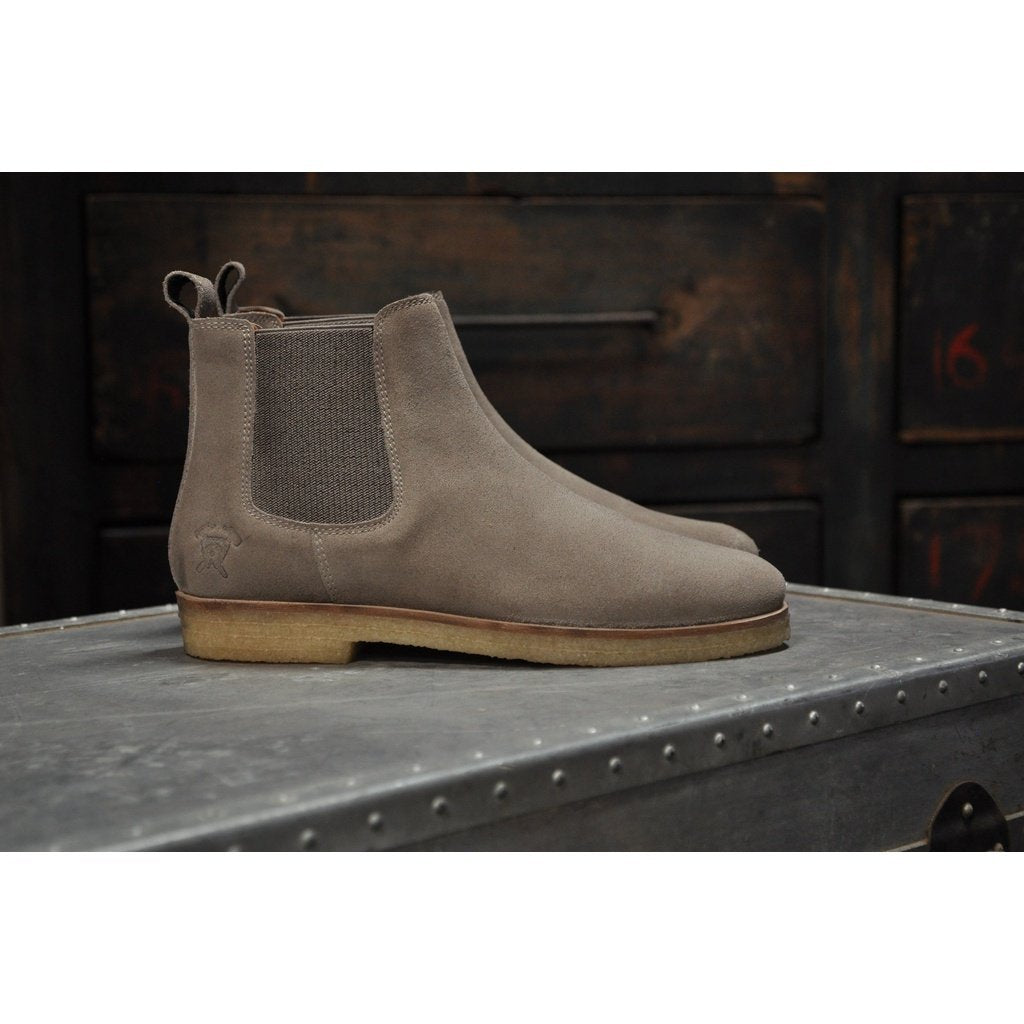Men - Shoes - Boots The Maddox 2 | Khaki Brown Suede Fashion Madness