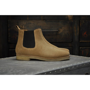 Men - Shoes - Boots The Maddox 2 | Tan Suede Fashion Madness