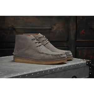 Men - Shoes - Boots The Wallace | Grey Fashion Madness