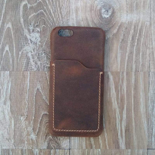 Men - Accessories - Wallets & Small Goods Iphone 6/7 plus Leather Case | SLIM Fashion Madness
