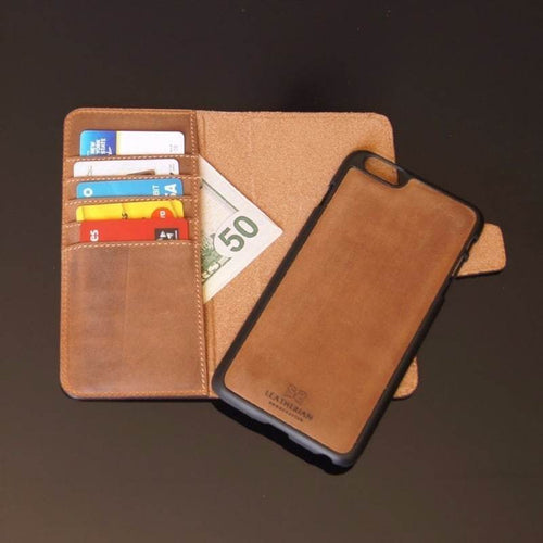 Men - Accessories - Wallets & Small Goods Iphone 7/7plus Wallet Case  | MAGNETIC Fashion Madness