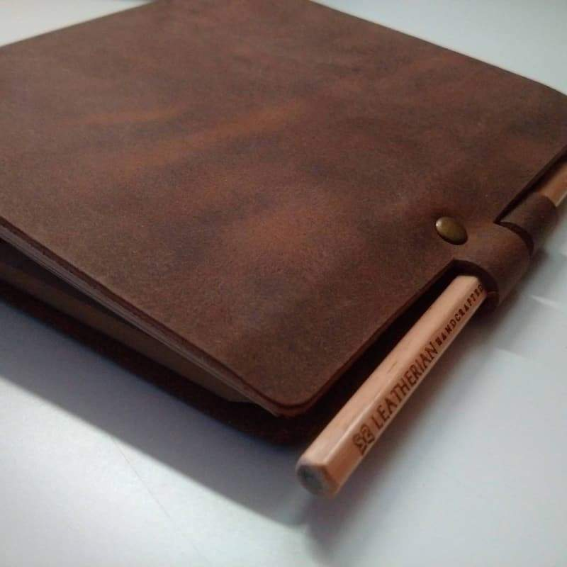 Men - Accessories - Wallets & Small Goods Notepad | A6 JOURNAL Fashion Madness