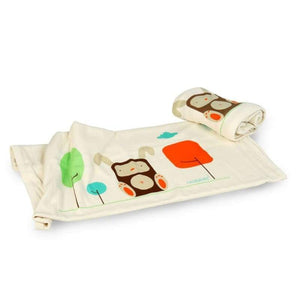 Kids - Girls - Accessories Wabbit Organic Baby Blanket Fashion Madness