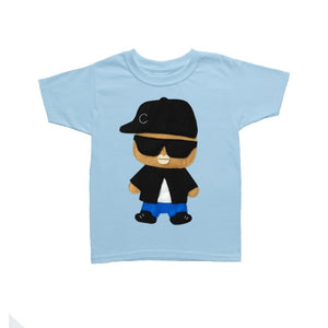 Kids - Boys - Apparel Kids T-shirt - Rad Rapper - Big Sunglasses fashion clothing accessories shoes jewelry