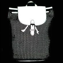 Kids - Girls - Bags Reflective Knitted Backpack in Pink Fashion Madness
