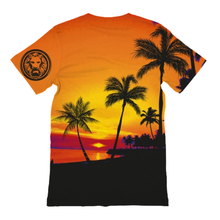 Men - Apparel - Shirts - T-Shirts Tropical Storm All over Print T-Shirt Fashion Madness