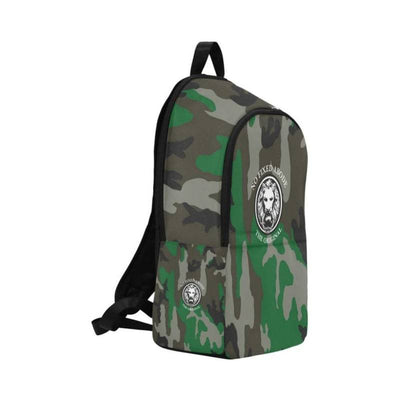 Men - Bags - Backpacks NFA The Original Green Camo Adult Back Pack Fashion Madness