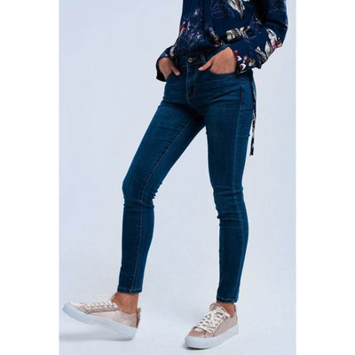 Women - Apparel - Denim - Jeans Super skinny push-up jeans Fashion Madness