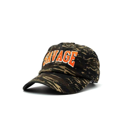 Men - Accessories - Hats S&D x Nerdy Fresh Savage Dad Hat Fashion Madness