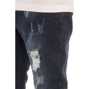 Men - Apparel - Denim - Jeans The Slub Denim Jeans Fashion Madness